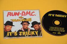 CD SINGOLO (NO LP ) RUN DMC IT'S TRICKY