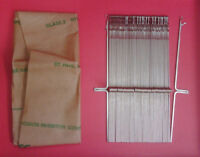100 Nadeln Strickmaschine Silver-Reed SK280 360 700 840 knitting machine needles