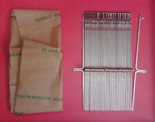 100 Nadeln für Strickmaschinen Empisal-Knitmaster 321 323 360 knitting machine