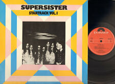SUPERSISTER Startrack Vol 1 LP Bagoas Mexico Higher Babylon Energy SUPER SISTER