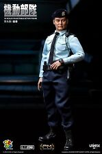 "IMINIME ZC World 1:6 PTU Tactical Unit Hong Kong Police ""Sergeant SAM"" Simon Yam"