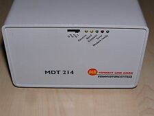 MB Connect Line MDT 214 Remote Maintainance ISDN Modem with LOGES LGM 64k/M