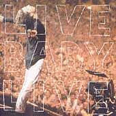 Live Baby Live by INXS CD, 1991, Atlantic, Complete & Very Good, Free Shipping!