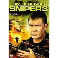 Sniper 3 (DVD, 2004)