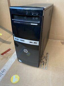 HP 500B MT intel Pentium E5500 @ 3.20GHZ 2GB DDR3 RAM 1TB HDD Win 7 Pro