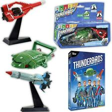 Thunderbirds Are Go DVD + Collectors Edition Die-cast Multipack TB1 TB2 TB3