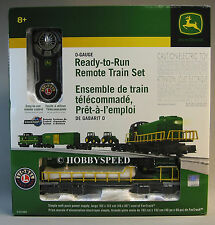 LIONEL JOHN DEERE LIONCHIEF REMOTE CONTROL TRAIN SET O GAUGE diesel 6-81480 NEW