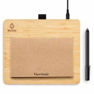 Viewsonic 249299 Ac Id0730 Vb Pen Pad Id0730 For Edu 7.5 Woodpad Paper Drawing