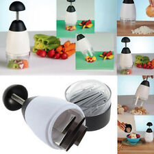 Slap Chop Graty Set Food Chopping Cutter Chop Crushing Mashing Fruit Vegetable A
