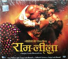 RAM-LEELA - BOLLYWOOD ORIGINAL SOUNDTRACK HINDI CD [RAMLEELA]