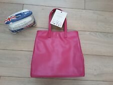 Joules Wonderful Weekend Bag. joules pink shoulder bag handbag tote bag bath NEW