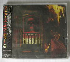 MASTERS OF HORROR In Flames Mastodon Mudvayne JAPAN 2CD OBI NEU BVCP-28055/6