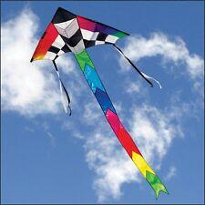 Delta Kite For Kids Champion + RipStop Nylon + Tails + Line on Handle + bag