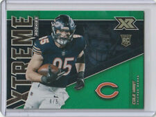 Cole Kmet Green Xtreme Rc #4/5 Bears 2020 Panini Xr