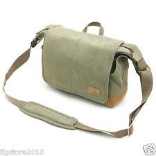 MATIN Camera Bag BALADE-200 Green for DSLR Camera Canon EOS Nikon D Sony Alpha
