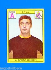 New CALCIATORI PANINI 1968-69-Figurina-Sticker - GINULFI - ROMA - Nuova