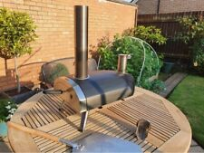 Ooni Fyra Portable Outdoor Pizza Oven - Black / Silver BNIB Sold Out On Ooni