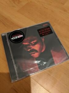 The Weeknd EXCLUSIVE EDITION After Hours Blinding Lights CD Weekend Album HMV