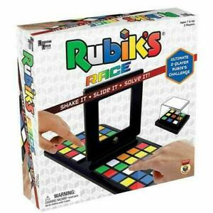 Rubiks Race Game, Head To Head Fast Paced Square Shifting Board Game Based NEW