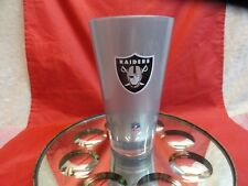 NFL Oakland Raiders 20 Oz Insulated Plastic Cup New Free Shipping US Seller NICE