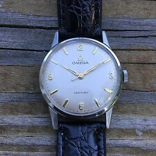 Omega Century Stainless Steel Vintage Dress Watch Cal. 285 dating to 1961
