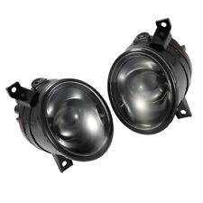 2Pcs PROJECTOR Fog Light Lamp Black fit for VW GOLF GTI MK5 JETTA 06-10 Durable