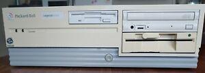 Packard Bell Legend 814CD Pentium 100 MHz Windows 95 Retro Gaming PC Yamaha OPL3