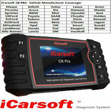 2020 LATEST iCarsoft CR Pro Full Systems Diagnostic Scanner Tool For All Makes