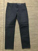 Levis Adult Mens 32 x 29 Performance Pants Black