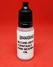 Hobby Boy™ TURNTABLE VINYL SPINDLE & BEARING LUBRICATION OIL 10ml