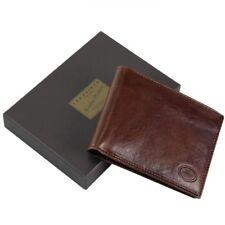 d3bfbd35da The Bridge Story Uomo wallet leather 12 cm (marrone-braun)