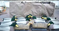 Floating Duck Decoy - Aero Outdoors (12 count)