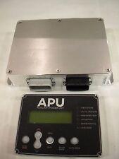 APU Cab Display and Electronic Control Module