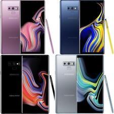 Samsung Galaxy Note 9 N960U 128GB Desbloqueado de fábrica