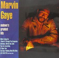 Marvin Gaye - Marvin Gaye Motown's Greatest Hits - Marvin Gaye CD NDVG The Cheap