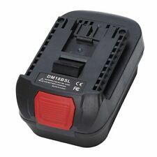 Adapter For DEWALT 18/20V Milwaukee M18 Battery Convert To BOSCH 18V Power Tools