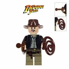 Indiana Jones et son fouet figurine personnage mini figurine