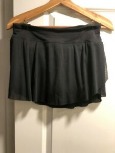 Lululemon Black Skirt-Size 6