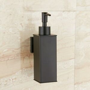Stainless steel Soap Dispenser Hand Liquid Soap Dispenser Squeeze Wall-mounted