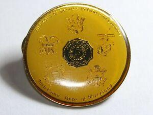 American Legion 70th Convention Dept. of Maryland Pin Button Memorabilia