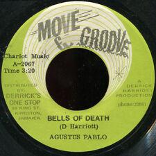 "Augustus Pablo - Bells Of Death JA Move N' Groove 7"" Listen!"