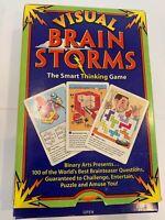 ThinkFun Visual Brainstorms The Smart Thinking Game 6550