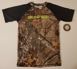 Trees Trails Realtree XL 16-18 Boys Shirt (1097-37)