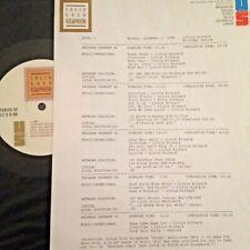 RADIO SHOW:12/5/88 LITTLE RICHARD SALUTE w/4 LITTLE RICHARD INTERVIEWS & 18 HITS