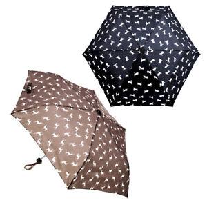 Femmes Drizzles Supermini Parapluie UU162