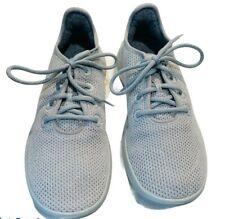 Men's Allbirds Gray Tree Runner Athletic Sneakers Shoes - size 10