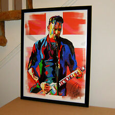 Michael Poulsen Volbeat Heavy Metal Rock Music Poster Print Wall Art 18x24