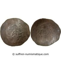 MANUEL Ier COMNENE - ASPRON TRACHY c.1143 / 1180