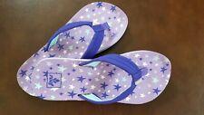 REEF Ladies Flip Flops 6/7 Purple