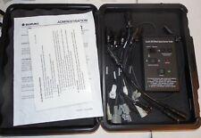Suzuki ABS Wheel Sensor Test Kit ABS-073008-AKS Tester w/ Cables & Case